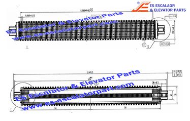 HYUNDAI S645A204G02 Step&Pallet