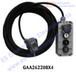 OTIS GBA26220BX4 Run Box