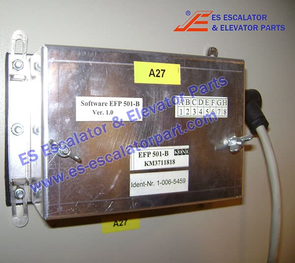KONE elevator display KM3711818