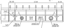 HYUNDAI C64500005H03 Demarcation