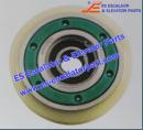 HYUNDAI 650C022 Roller