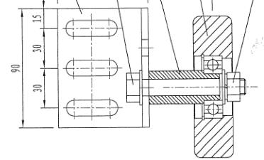 ESHYUNDAI S613D944 Roller