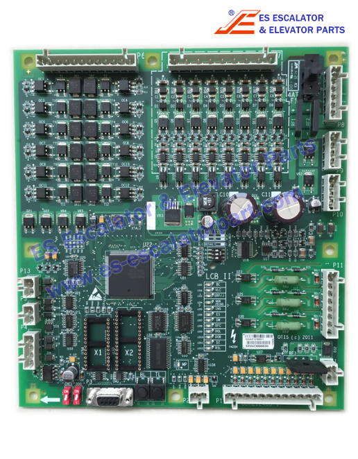 Otis 2000 GGA21240D1 controller LCB II PCB