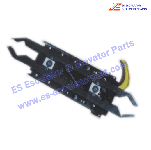 Selcom mechanism door knife