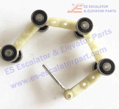 Schindler 50645230 Step Chain