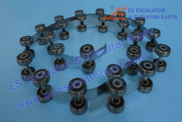 Thyssenkrupp 1737525800 Step Chain