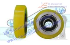 Escalator 7011150 Step Wheel