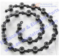 Escalator Parts Roller And Wheel 0348CAK