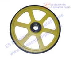 Roller And Wheel GAA265AM1