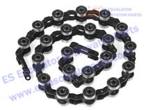 KONE Escalator Parts KM5070679G01 Roller And Wheel