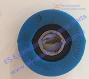 Roller And Wheel NEW SCS241535