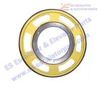 Roller And Wheel XAA290CR1