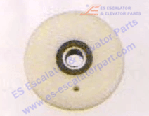 Roller And Wheel XAA456C