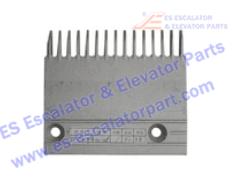 Hitachi Escalator Parts Comb Plate 22501790A