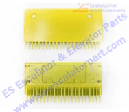 Schindler Escalator Parts Comb Plate 313609
