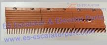 Escalator KM3711044 Comb Plate