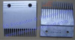 Hitachi Escalator Parts Comb Plate 21502023