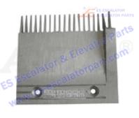 Escalator 21502025 Comb Plate