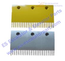 Thyssenkrupp Escalator Parts Comb Plate 4090140000