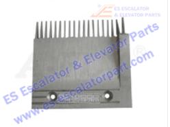 Hitachi Escalator Parts Comb Plate 21502025A