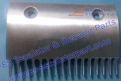 Escalator Parts Comb Plate 2L08779