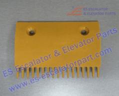Escalator DSA2000169-M Comb Plate