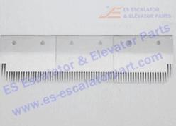 Escalator DSA2001558F Comb Plate