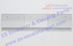 LG/SIGMA Escalator DSA3004059 Comb Plate