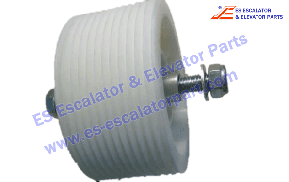 Thyssenkrupp Escalator Parts 1709101900 Rollers