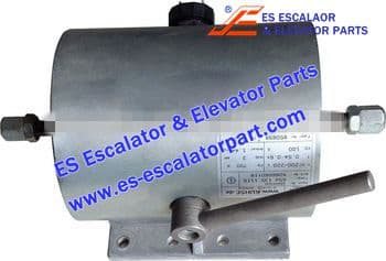 Thyssenkrupp Escalator Part 65501500 Brake Magnet