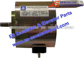 KONE Escalator Part DEE1484922 Escalator Brake Magnet