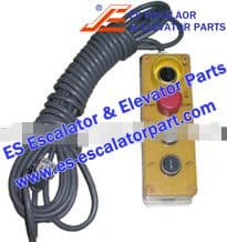 Escalator Part Daa26220NNN3 Switch and Board