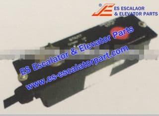 LG/SIGMA Escalator DSA3003937 Switch and Board