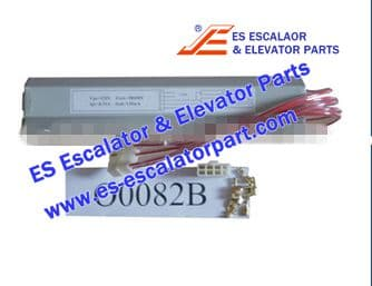 Escalator Part GOA225CV1 G01 Switch and Board