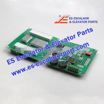 Escalator Part MA9-S Switch and Board