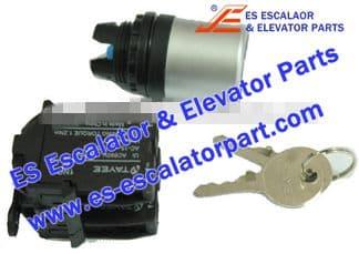 Escalator Part NEA462553 Switch and Board