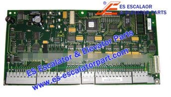 Schindler Refacciones de Escaleras Mecánicas NR-590811 Interruptor y tablero