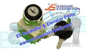 Refacciones de Escaleras Mecánicas OPONW Y090 Interruptor y tablero