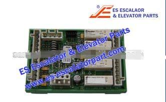 Refacciones de Escaleras Mecánicas RS4R-GBA26803A1 Interruptor y tablero