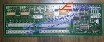 Refacciones de Escaleras Mecánicas RSFF Interruptor y tablero