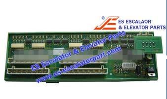 Refacciones de Escaleras Mecánicas RSFF-GBA26803B1 Interruptor y tablero