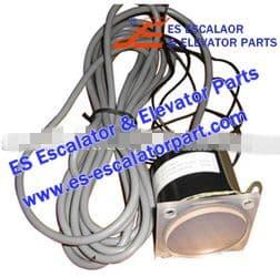 Schindler Refacciones de Escaleras Mecánicas SSH1438053 Interruptor y tablero