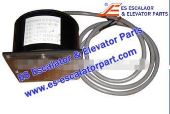 Refacciones de Escaleras Mecánicas TGF03(S3) Interruptor y tablero