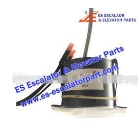 Refacciones de Escaleras Mecánicas TGF9803 Interruptor y tablero