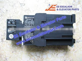 Refacciones de Escaleras Mecánicas TP1D1810 Interruptor y tablero