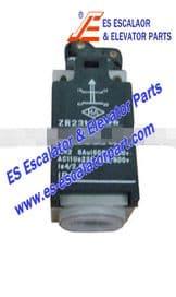 Refacciones de Escaleras Mecánicas ZR231-02YR-1881 Interruptor y tablero