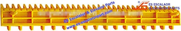 Escalator Part 2L09005-MS Step Demarcation
