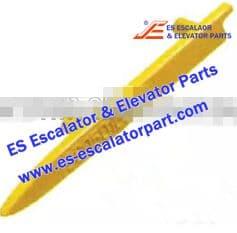 Escalator Part 898743 Step Demarcation