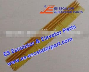 ESKONE Escalator Part DEE2145193R Step Demarcation NEW