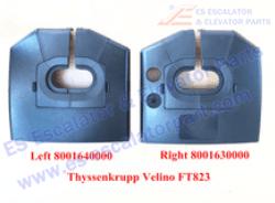 Thyssenkrupp ENTRADA DE PASAMANOS NUEVO MODELO 8001640000